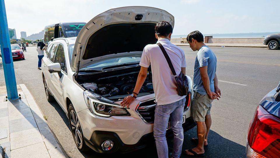 Giới thiệu về động cơ Boxer trên Subaru